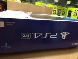 PS4 Pro - 4