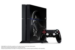 PS4 Star Wars Dark Vador - 3