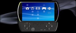 PSP 2 - mockup