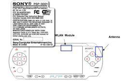 PSP 3001   1