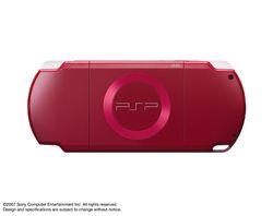 Psp deep red 1