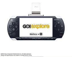 Psp go explore