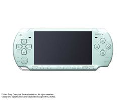 PSP Slim & Lite Mint Green - 3