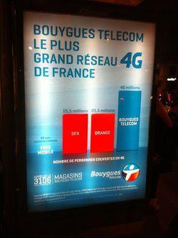 Publicité 4G Bouygues Télécom (2)