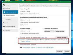 Publicité ciblée Skype (2)