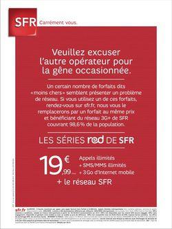 Publicité SFR