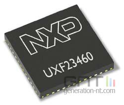 Puce nxp wimax mobile uxf23460