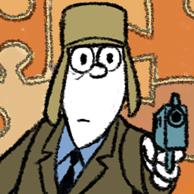 Puzzle Agent logo 2