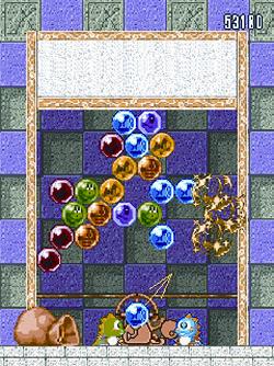 Puzzle Bobble 01