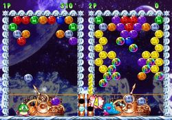 Puzzle Bobble Plus! - 1