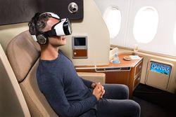 Qantas Gear VR