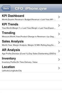 QlikView iPhone 03