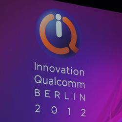 Qualcomm IQ 2012 logo