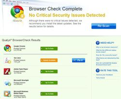 Qualys-BrowserCheck