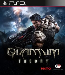 Quantum Theory - pochette