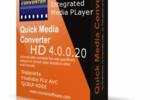 Quick Media Converter HD : convertir gratuitement des fichiers vidéo ou audio