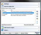 QuickClick : consulter rapidement plusieurs moteurs de recherche