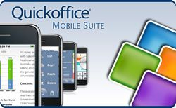 Quickoffice Mobile Suite
