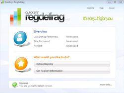 Quicksys RegDefrag 1