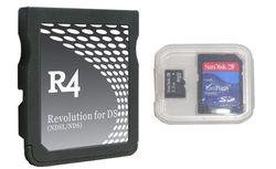R4 DS   Produit