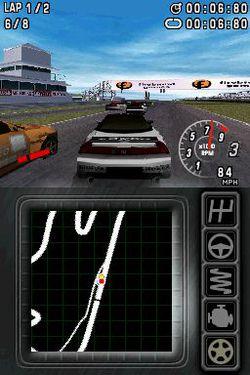 Race driver create race 3