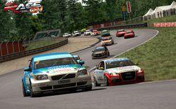 RACE On screen 1