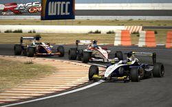 RACE On screen 2