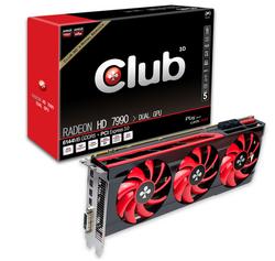 Radeon HD 7990 Club 3D