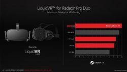Radeon Pro Duo VR