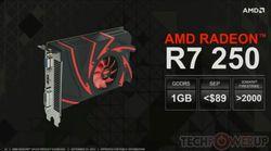 Radeon R7 250