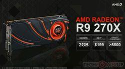 Radeon R7 270X