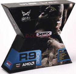 Radeon R9 390 4 Go XFX