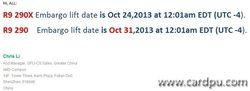 Radeon R9 dates