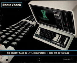 Radio Shack 1983