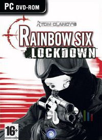 Rainbow six lockdown version pc logo