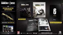 Rainbow Six Siege - collector Edition