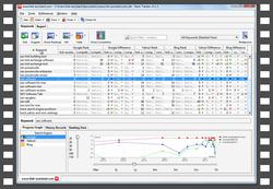 Rank Tracker screen2