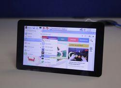 Raspberry Pi écran tactile