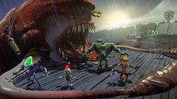 Ratchet & Clank : All 4 One - 4