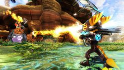 Ratchet & Clank : A Crack in Time - 10