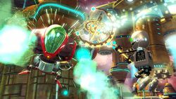 Ratchet & Clank Future : A Crack in Time - 3
