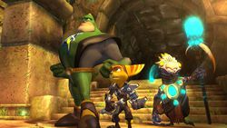 Ratchet & Clank Future : A Crack in Time - 8