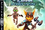 Ratchet & Clank Future : A Crack in Time - pochette