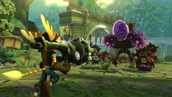 Ratchet & Clank Q-Force - 1