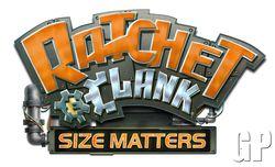 Ratchet & Clank : Size Matters - logo