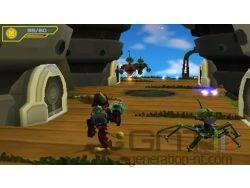 Ratchet et Clank: la taille ca compte image 3