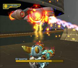 Ratchet & Clank : La Taille Ça Compte - PS2 - 1