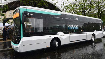 RATP électrique