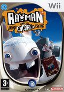 Rayman contre les lapins encore plus cr