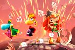 Rayman Legends - artwork